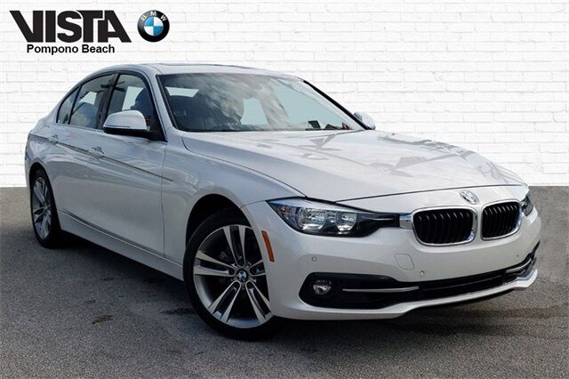 2017 BMW 3 Series 330i Pompano Beach FL