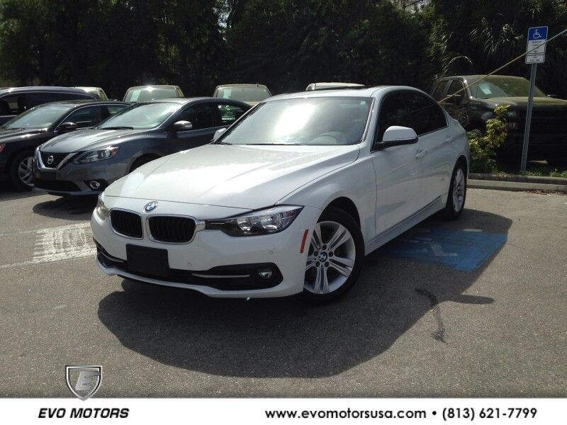 2017 BMW 3 Series 330i SPORT. PREMIUM TECH. DRIVER ASSIST Seffner FL