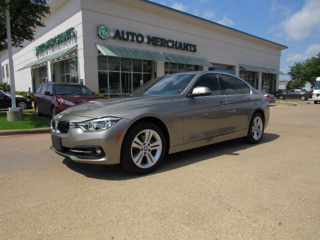 2017 BMW 3-Series 330i SULEV Sedan *Sport Line, Driving Assistance Package, Premium Package * HTD FRONT SEATS, NAVI Plano TX