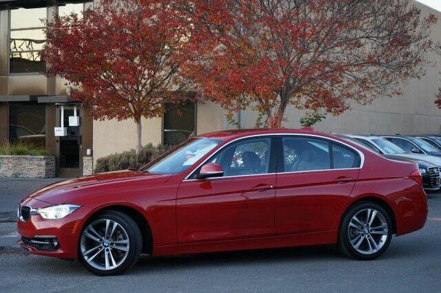 2017 BMW 3 Series 330i San Rafael CA