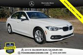 2017 BMW 3 Series 330i xDrive *** Pohanka Certified 10 year / 100,000 **