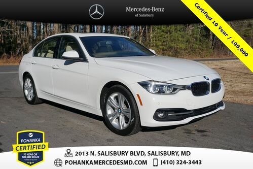 2017_BMW_3 Series_330i xDrive *** Pohanka Certified 10 year / 100,000 **_ Salisbury MD