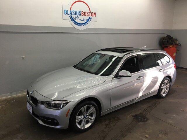 2017 BMW 3 Series 330i xDrive Holliston MA