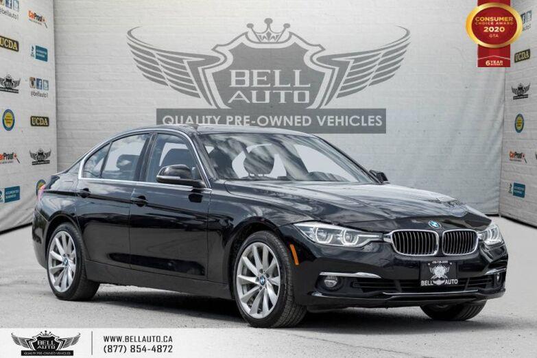 2017 BMW 3 Series 330i xDrive, NO ACCIDENT, AWD, NAVI, SUNROOF Toronto ON