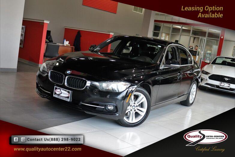 2017 BMW 3 Series 330i xDrive Navigation System Moonroof Heated Seats Springfield NJ