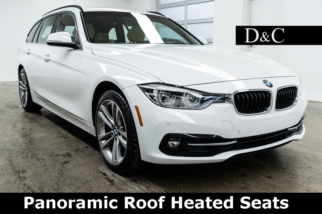 2017 BMW 3 Series 330i xDrive Panoramic Roof Heated Seats Portland OR