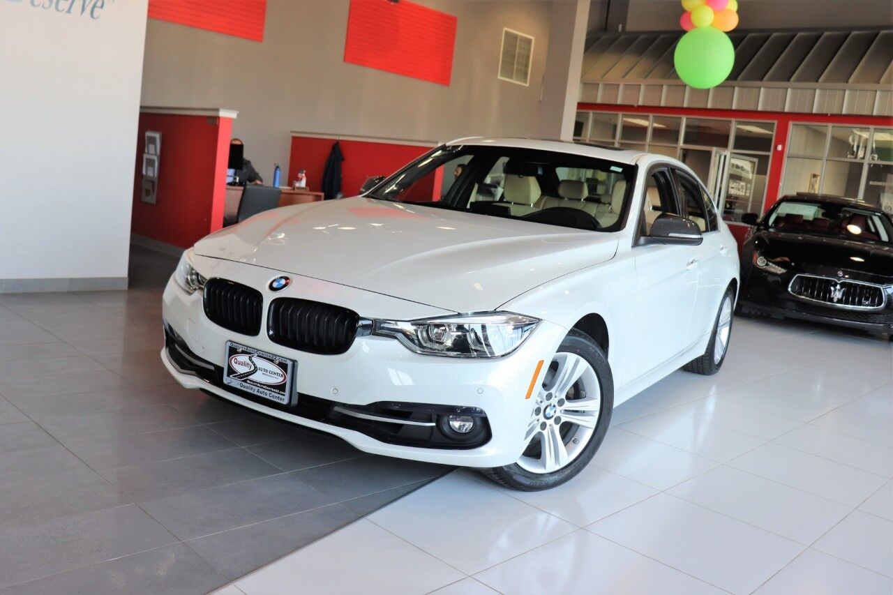 2017 BMW 3 Series 330i xDrive Premium Cold Weather Driving Assistance Package Navigation System Apple Car Play Springfield NJ