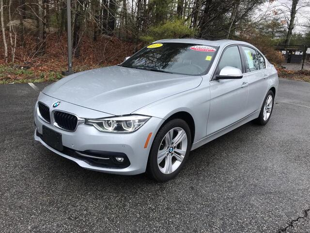 2017 BMW 3 Series 330i xDrive Sedan Pembroke MA