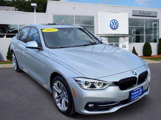 2017 BMW 3 Series 330i xDrive Sedan Wellesley MA