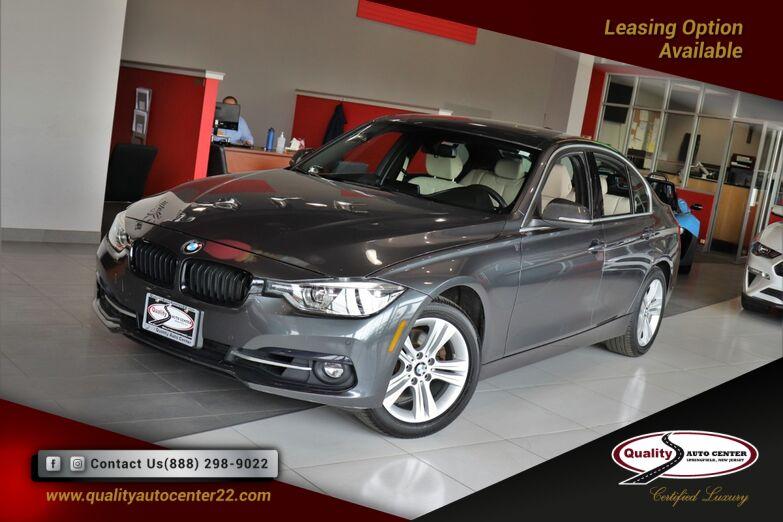 2017 BMW 3 Series 330i xDrive Springfield NJ