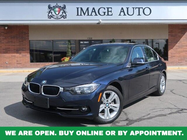 2017 BMW 3 Series 330i xDrive West Jordan UT