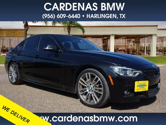 2017 BMW 3 Series 340i Harlingen TX