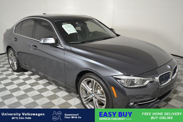 2017 BMW 3 Series 340i Seattle WA