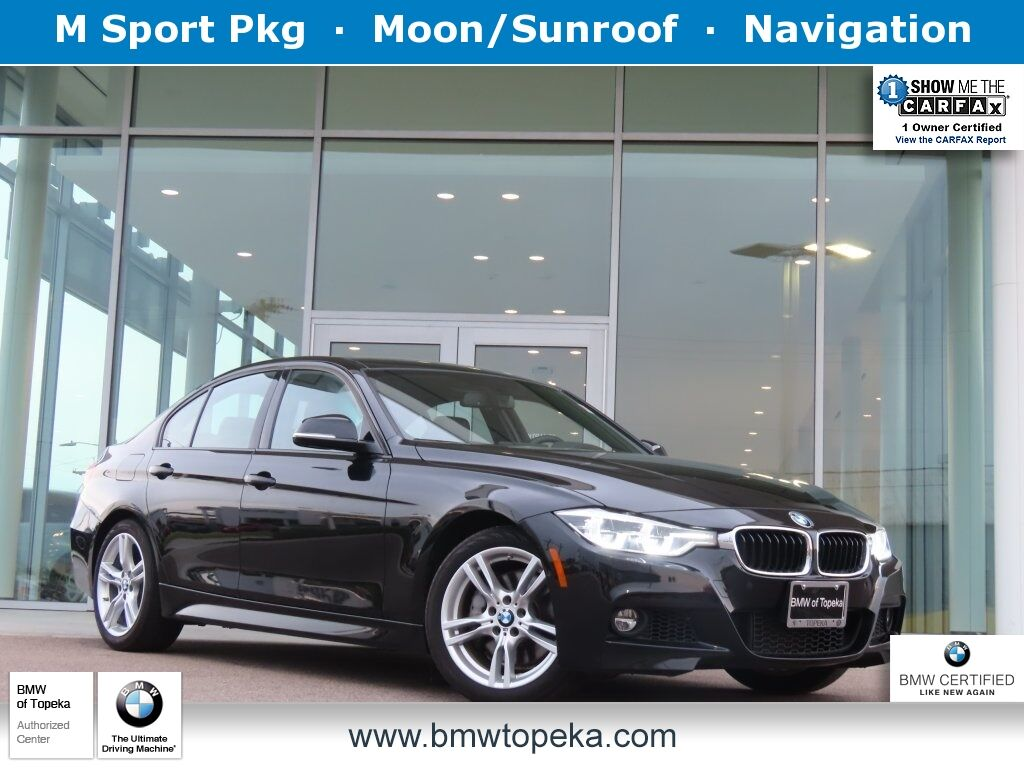 2017 BMW 3 Series 340i xDrive Topeka KS