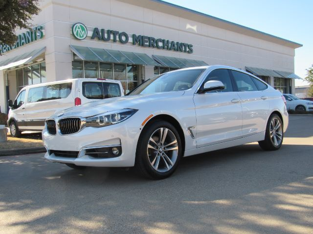 2017 BMW 3-Series Gran Turismo 330i xDrive*COLD WEATHER PKG,DRIVING ASSIST PKG,LUXURY PKG,PREMIUM PKG,UNDER FACTORY WARRANTY! Plano TX