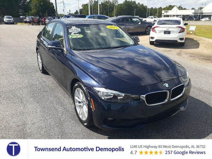 2017 BMW 3 series 320i XDrive Demopolis AL