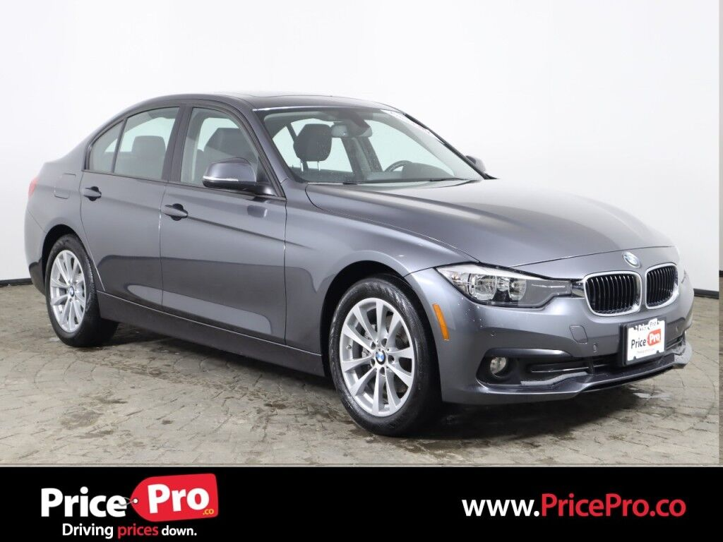 2017 BMW 320i AWD w/Premium Package/Nav/Sunroof Maumee OH