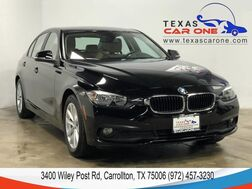 2017_BMW_320i_DRIVER ASSIST PKG LEATHER HEATED SEATS REAR CAMERA KEYLESS START_ Carrollton TX