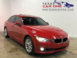 2017_BMW_320i_PREMIUM PACKAGE DRIVING ASSIST PACKAGE SUNROOF LEATHER SEATS REAR CAMERA_ Addison TX