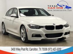 2017_BMW_328d_DIESEL M SPORT DRIVER ASSIST PKG SUNROOF LEATHER SPORT SEATS KEY_ Carrollton TX
