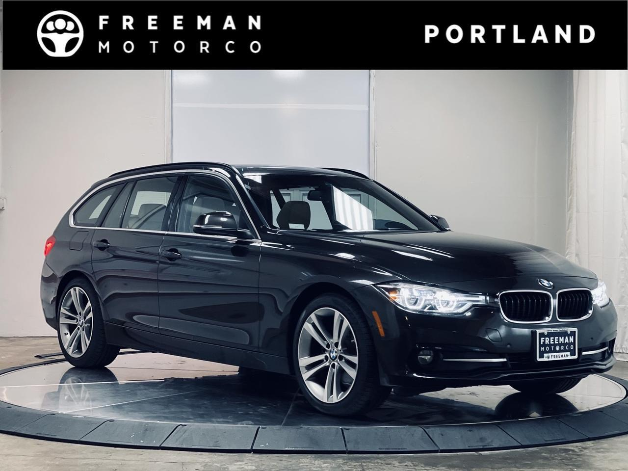 2017 BMW 328d xDrive Heads Up Display Blind Spot Detection Heated Steering Wheel Portland OR
