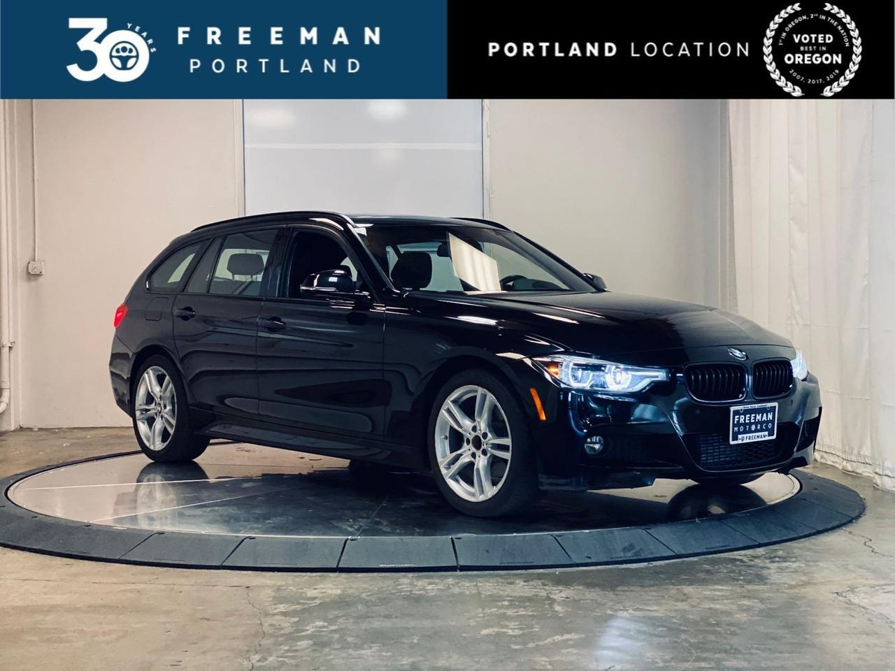 2017 BMW 328d xDrive Wagon M Sport Head-Up Display Surround Cam Portland OR