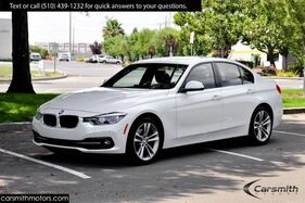 2017_BMW_330 Sport Sedan Cold Weather & Premium MSRP $48,645_Drivers Assistance Pkg/18 wheels/Nav/Heated Rear Seats_ Fremont CA