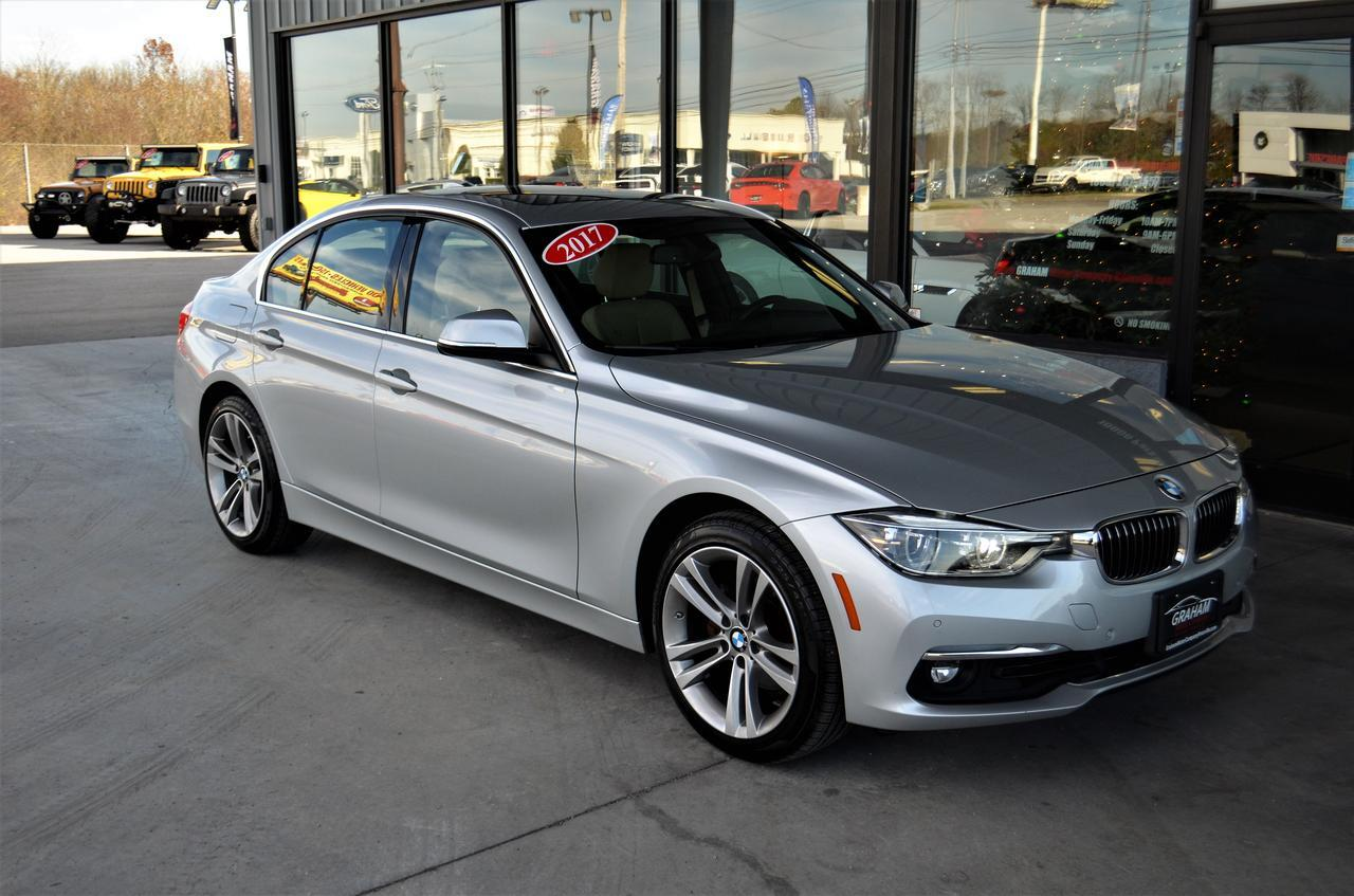 2017 BMW 330 XI Knoxville TN