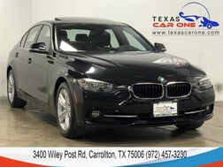 2017_BMW_330i_DRIVER ASSIST PKG NAVIGATION SUNROOF LEATHER HEATED SEATS REAR C_ Carrollton TX