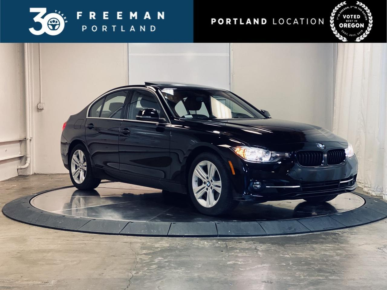 2017 BMW 330i Sport Backup Cam Htd Seats Navigation Portland OR