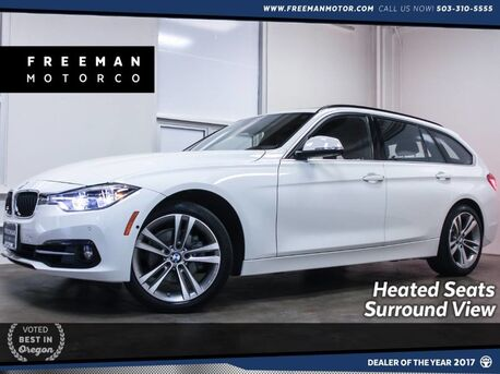 2017_BMW_330i_xDrive 12K Miles Surround View Camera Htd Seats_ Portland OR