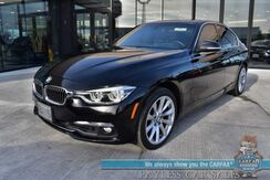 2017_BMW_330i_xDrive AWD / Power & Heated Leather Seats / Navigation / Sunroof / Bluetooth / Back Up Camera / Cruise Control / Push Button Start / Only 20k Miles_ Anchorage AK