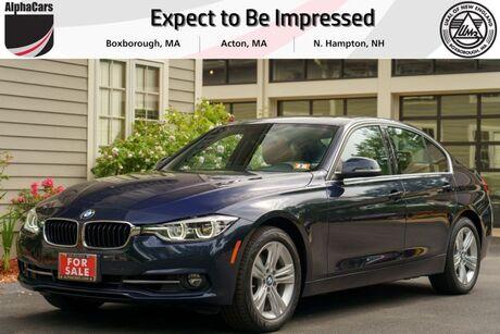 2017 BMW 330i xDrive Boxborough MA