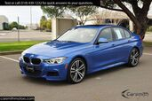 2017 BMW 340 M Sport Sedan with Track Handling MSRP $59,140 Tech Pkg wit Heads Up/19 Wheels/Drivers Assistance