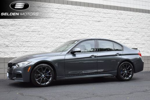 2017 BMW 340i xDrive Willow Grove PA