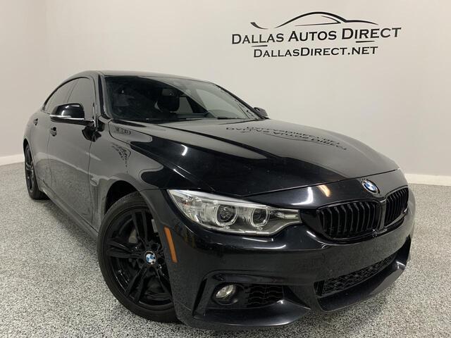 2017 BMW 4 Series 430i Carrollton  TX