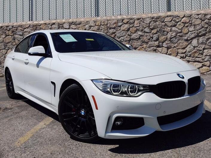 2017 BMW 4 Series 430i El Paso TX