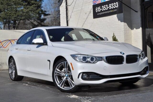 2017 BMW 4 Series 430i Gran Coupe/Luxury Line/19'' Wheels/Premium Pkg w/ Navigation/Comfort Access/Rear View Camera/ PDC/Heated Seats/Lighting Package Nashville TN