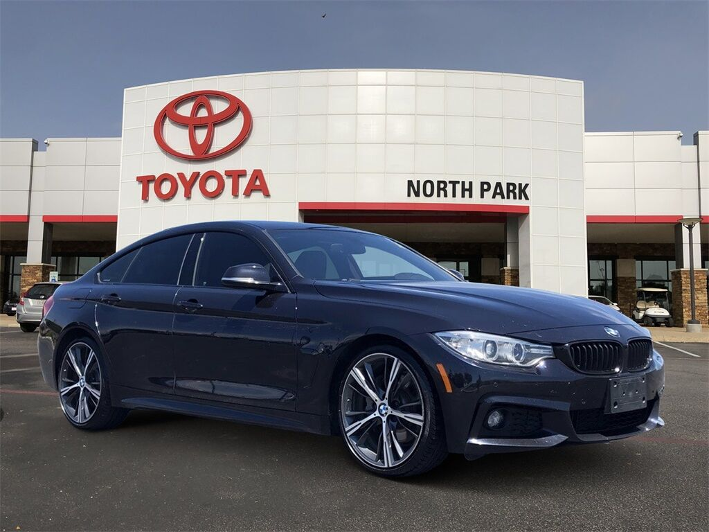 2017 BMW 4 Series 430i Gran Coupe San Antonio TX