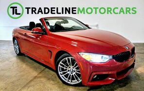 2017_BMW_4 Series_430i HARDTOP CONVERTIBLE, NAVIGATION, REAR VIEW CAMERA AND MUCH MORE!!!_ CARROLLTON TX
