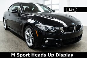 2017_BMW_4 Series_430i Hard Top Convertible M Sport Heads Up Display_ Portland OR