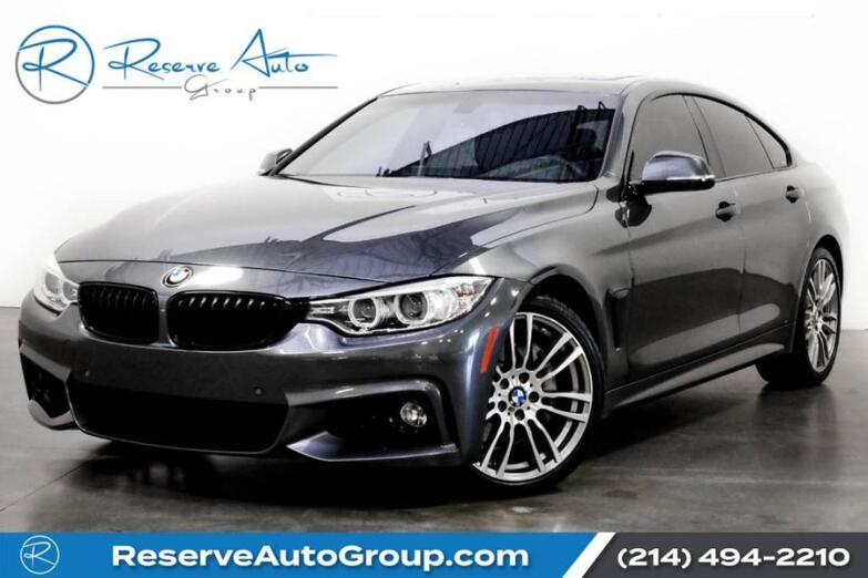 2017 BMW 4 Series 430i M-Sport Driver Asst Pkg Navigation Premium Pkg The Colony TX