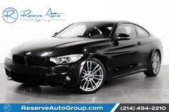 2017 BMW 4 Series 430i M-Sport Navigation Heated Seats Comfort Access