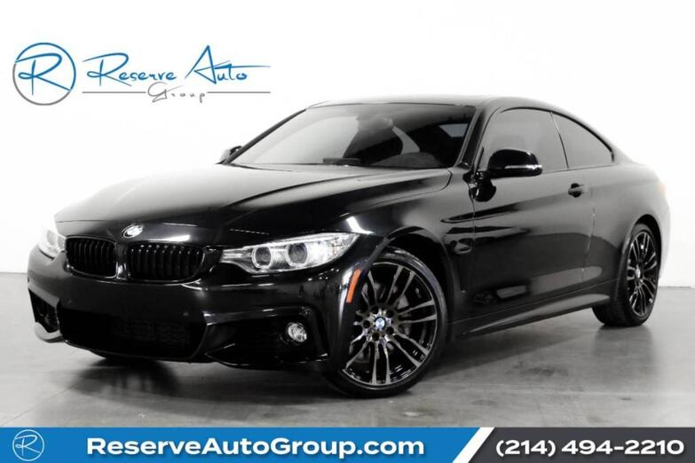 2017 BMW 4 Series 430i M-Sport Technology Pkg Navigation Premium Pkg The Colony TX