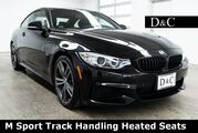 2017 BMW 4 Series 430i M Sport Track Handling Heated Seats Portland OR