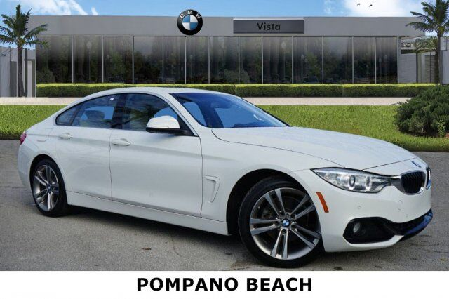 2017 BMW 4 Series 430i Pompano Beach FL