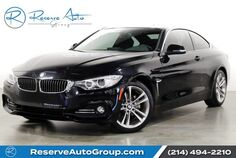 2017 BMW 4 Series 430i Premium Pkg Sport Pkg Navigation Heated Seats