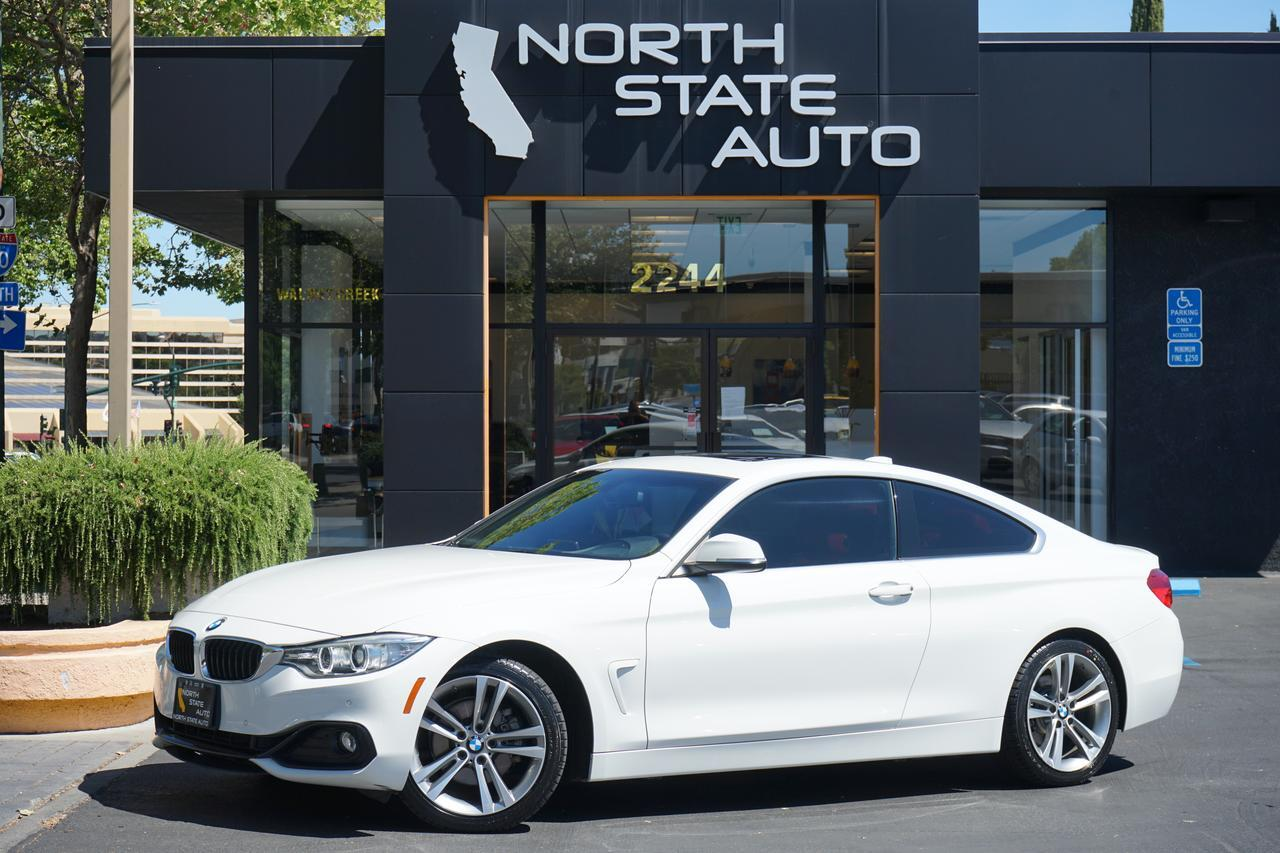 2017 BMW 4 Series 430i Walnut Creek CA