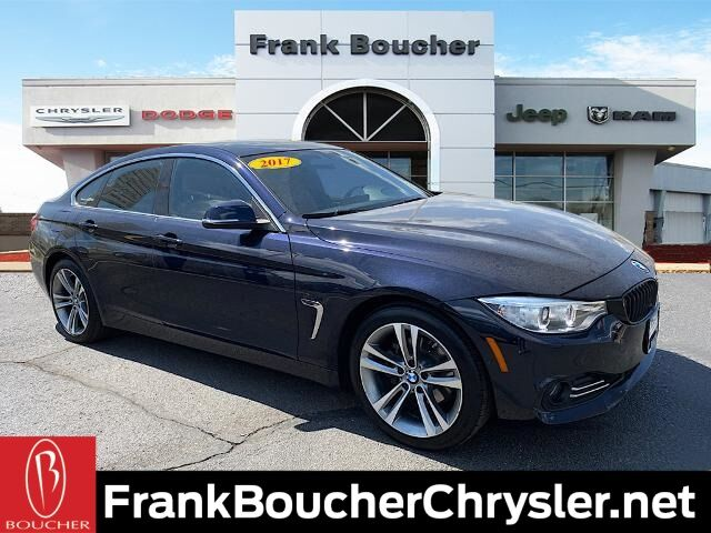 2017 BMW 4 Series 430i xDrive Gran Coupe Janesville WI
