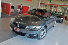 2017 BMW 4 Series 430i xDrive M Sports Premium Cold Weather Drivers Assist Package Navigation Sunroof Backup Camera Adaptive M Suspension Apple Car play 1 Owner
